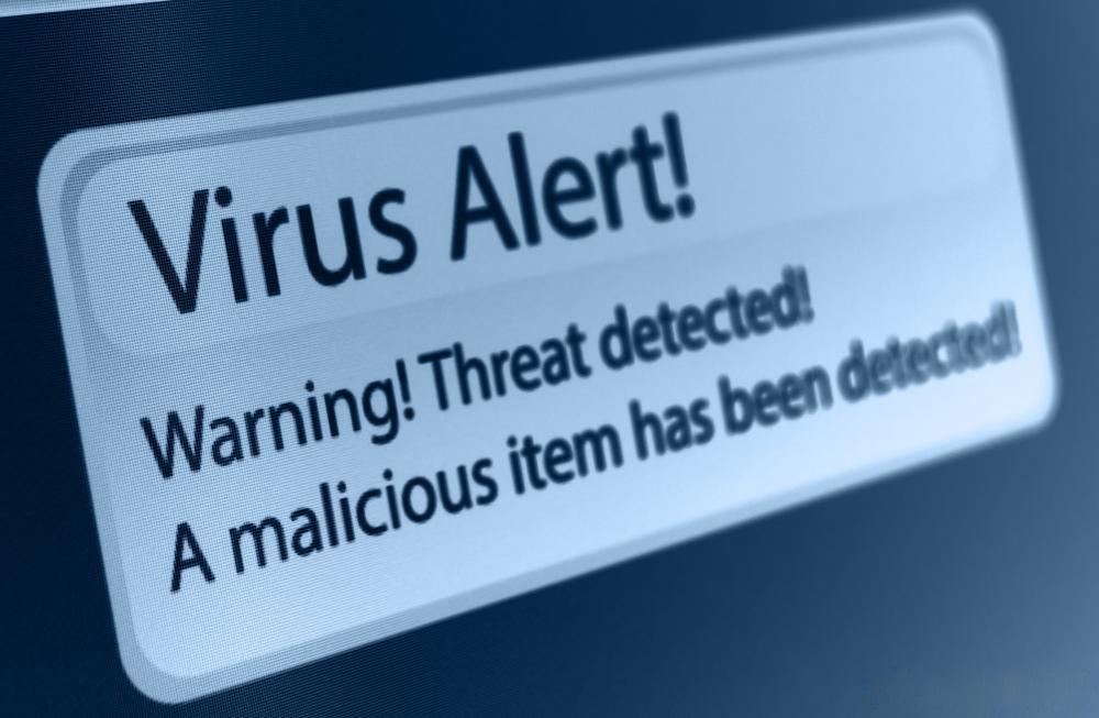 virus-warning