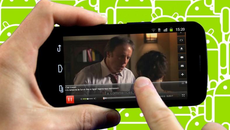 Comment utiliser son smartphone pour regarder ses vidéos ?