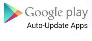 Google Play Store Auto-Update