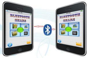 bluetooth-partage